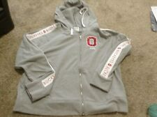 victorias secret pink ohio state buckeyes collegiate hoodie euc lkn sm