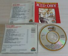 CD ALBUM KID ORY AND THE CREOLE JAZZ BAND ECHOES FROM NEW ORLEANS 15 TITRES 1990