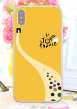 Le Tour De France Cycling Bike Armstrong Hard Cover Case For iPhone Huawei 4 New