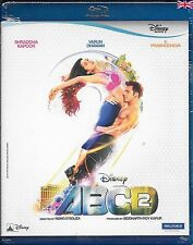 ABCD 2 - varun dhawan - shraddha -nuevo Original Bollywood Blu-Ray - GB