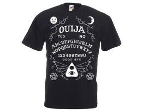 OUIJA Spirit/Talking Board -Paranormal Supernatural Haunting Demon Witch T-Shirt