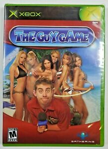 The Guy Game Original Xbox 2004 Brand New Factory Sealed