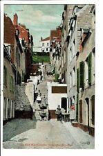 CPA-Carte Postale-France-Boulogne sur Mer- Rue Machicoulis -1906 VM11433
