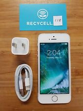 Apple iPhone 5s - A1533  - 16GB - White silver -  Telus  Mobility -  Smartphone