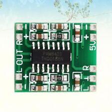PAM8403 Digital Power Amplifier Board Class D Audio Module USB DC 5V 2x3W new)