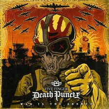 Five Finger Death Punch - War Is the Answer [New CD] UK - Import