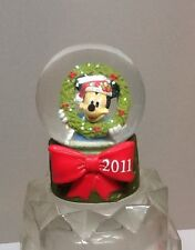 DISNEY Collectible Miniature SNOWGLOBE (JC Penny Exclusive) NEW (2011)
