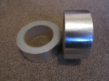 DEAD SOFT ALUMINIUM FOIL TAPE - TWO OFF FOR SALE