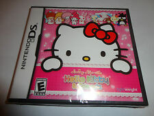 Loving Life With Hello Kitty & Friends  (Nintendo DS, 2011) NEW DSL DSI 3DS