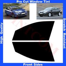 Pellicola Oscurante Vetri Auto Anteriori per Renault Laguna SW 08-12 da 5% a 70%