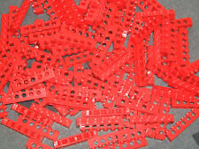 Lego Technic RED Beams - 6 pin / 5 Hole Brick x 15