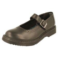Chaussures moyens à boucle pour fille de 2 à 16 ans pointure 24