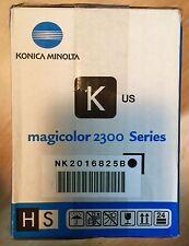 KONICA MINOLTA MAGICOLOR 2300 SERIES TONER CARTRIDGE (BLACK)