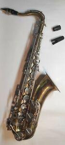 Sax sassofono  tenore Parrot vintage