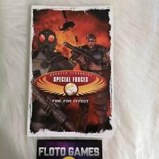 Notice de CT Special Forces Fire For Effect - pour PS2 PAL FR - Floto Games