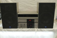 Vinage Retro Pioneer Micro Hi-Fi System Amplifier (A-X7),Turntable(PL-X7), Plus