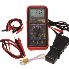 ES 585K Digital Multimeter Kit W/ RPM Pick-Up & Case
