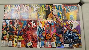 X-Men - Issues 32-51 (EXCEPT 35, 45, 48) - Marvel - 1991 - Mixed Cond