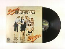BROWN'S HOME BREW Together LP Vertigo VEL 2001 US 1974 VG+ PROMO 2E