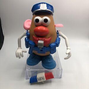 "2007 "" Officer Spud "" Mr. Potato Head Police Rare Pieces"