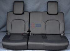 2015 2016 2017 2018 Nissan Armada 3rd row black bench seat power folding