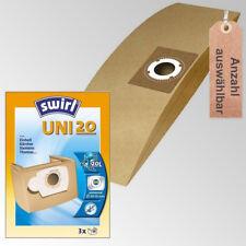 Swirl UNI 20 Staubbeutel oder Staubsaugerbeutel Filtertüten Hausmarke Filter