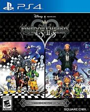 Kingdom Hearts HD 1.5 + 2.5 ReMIX - (PlayStation 4, 2017) PRE-SALE SHIPS 3/30 !!