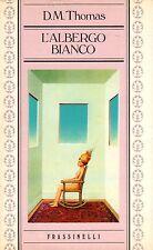 L'albergo bianco- D.M.THOMAS, 1983 Frassinelli-  ST766