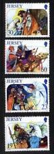 101527/ Jersey 1996 - Mi 760/3 - Weihnachten - ** - M€ 5,00