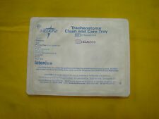 MEDLINE DYND40610VA TRACHEOSTOMY CLEAN AND CARE TRAY MEDICAL SUPPLIES