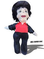 """GIGANTE GRANDE Michael Jackson Stile Giocattolo Morbido 1m 40 """"Tall DIVERTENTE Stag Hen REGALO"""
