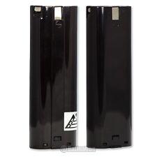 2 x 7.2 VOLT NI-CD BATTERY FOR MAKITA 7000 7.2V Cordless Drill Stick 1500mAh