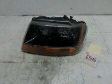 99 00 01 02 JEEP GRAND CHEROKEE Left Driver Front Headlight Head Light Lamp OEM