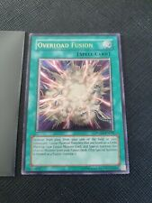 Yu-Gi-Oh Overload Fusion POTD-EN042, Ultimate Rare, Light Play Condition, Edges