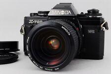 【MINT】 Minolta new X-700 Camera black & MD 35-70mm f/3.5 from japan #241
