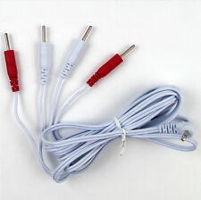 4in1 Reizstrom Elektroden Kabel 2,5mm (Pin) | EMS / TENS / E-STIM / ESTIM