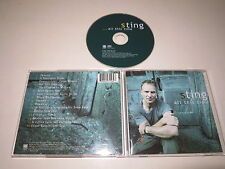 STING/ALL THIS TIME(A&M 493 156-2) CD ALBUM