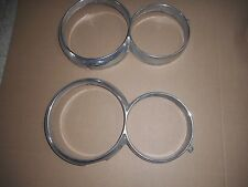Alfa Romeo headlight rings