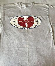 VINTAGE - WU-TANG CLAN 1997 Polygram Label T-Shirt XL Rap Hip Hop  Never worn