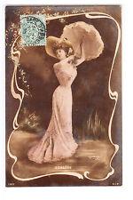 CPA  SEXY FANTAISIE  -   FEMME LADY ART ARTISTE DANSE THEATRE DORGERE 1905 ~B52