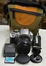 Canon Rebel XTi DSLR Camera with EF-S 18-55mm f/3.5-5.6 Lens - ( 10.1 MP )