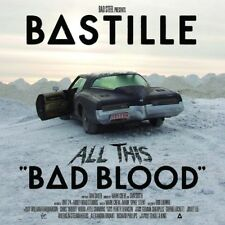 BASTILLE - ALL THIS BAD BLOOD (DELUXE EDITION) 2 CD  25 TRACKS ROCK & POP  NEW+