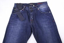NWT New * KITON * $1500 Limited Edition /130 Dark Wash Straight Selvege Jeans 31