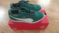 Puma Liga Posy Green-White Men's Size 6.5 Women's 8 Box Style# 357842 05
