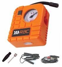 RAC 12v Compact Mini Tyre Air Compressor Inflator Pump