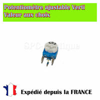 Potentiométre Ajustable (Resistance Variable) Verticale 1K ohms / 100mW