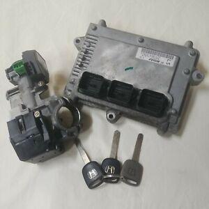 2006 Honda Odyssey EXL-T EXL ECU Immobilizer Key Ignition Set 37820-RGM-A71