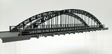 Modelux Meridian OO 325 Arch Suspension Bridge Kit - Variable Span - kit