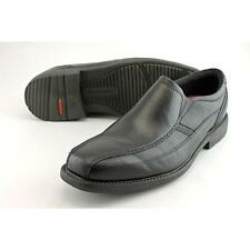 Square Solid 100% Leather Upper Shoes for Men