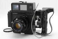 FedEx【EXC+++++】MAMIYA Universal Press Medium Format Camera Sekor 100mm F/3.5